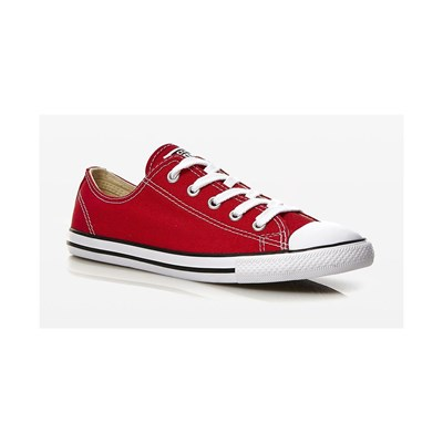 zapatillas Converse All star ox Zapatillas rojo