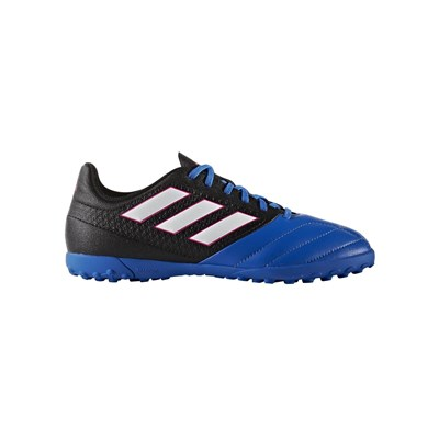 zapatillas Adidas Performance Ace 17.4 TF J Zapatos de f?tbol azul cl?sico