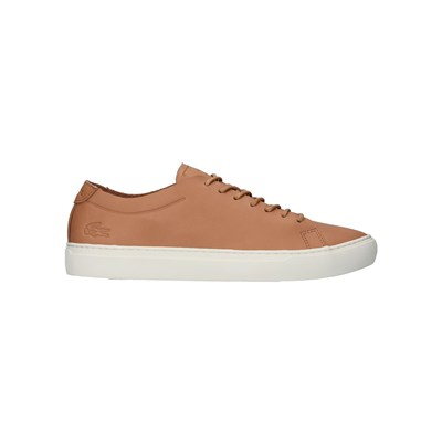 zapatillas Lacoste L.12.12 UNLINED 118 1 Zapatillas beige