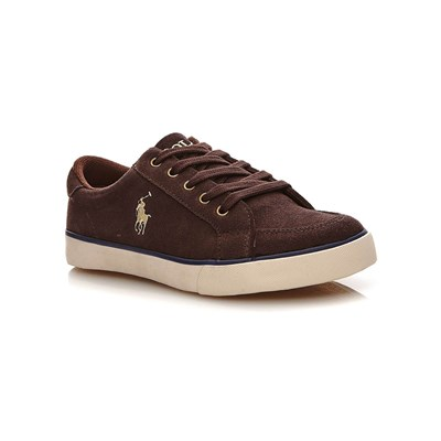 zapatillas Ralph Lauren Kids Zapatillas chocolate