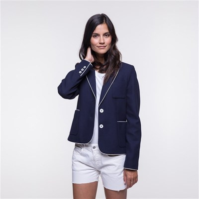 Trench En Veste And Piqu Coat 1qwg14