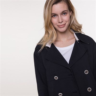 Coton Court Coat Trench En And IwTEE5xqP