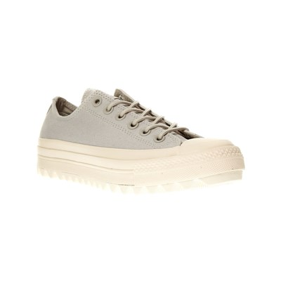 zapatillas Converse All star lift ripple ox Zapatillas gris