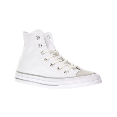 zapatillas Converse Chuck Taylor All Star Tipped Metallic Toecap Hi Zapatillas de ca?a alta blanco