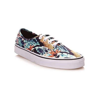 zapatillas Vans Tropical Tenis estampado