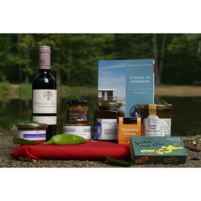 MADE IN FRANCE BOX Apéro - Coffret gourmand