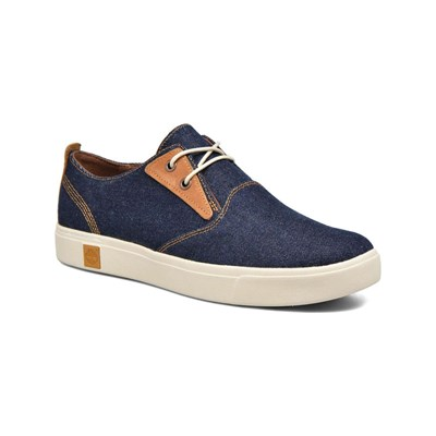 zapatillas Timberland Amherst canvas Zapatillas denim azul