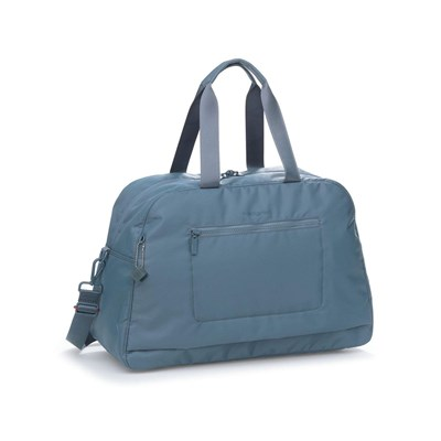 Hedgren Inter city - sac de voyage ou week-end en nylon - bleu clair