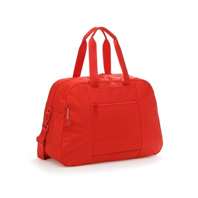 Hedgren Inter city - sac de voyage ou week-end en nylon - rouge