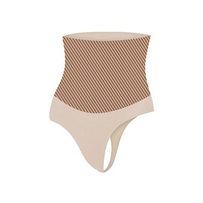 Julimex String taille haute - naturel