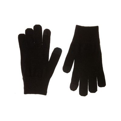 LEVI'S Ben Touch Screen Gloves - Guanti - nero