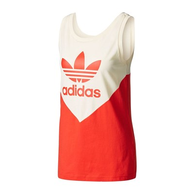 Adidas Originals ea tank top - débardeur - rouge