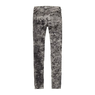 Pepe Jeans london nymphet - jean slim - gris