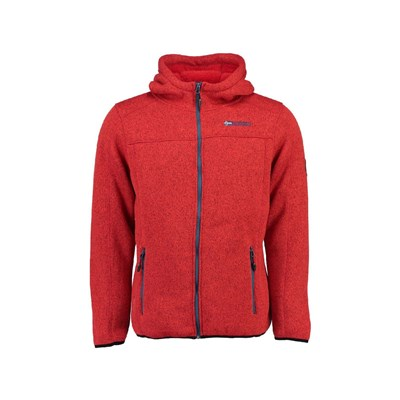 Geographical Pile Norway Norway Rosso Geographical Giacca UCdqw6