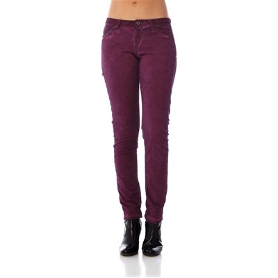 BEST MOUNTAIN Pantalon bordeaux