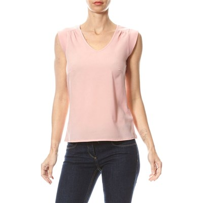 FRENCH CONNECTION Top - rose