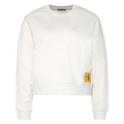 CALVIN KLEIN JEANS Harrisi - Sweat-shirt - blanc