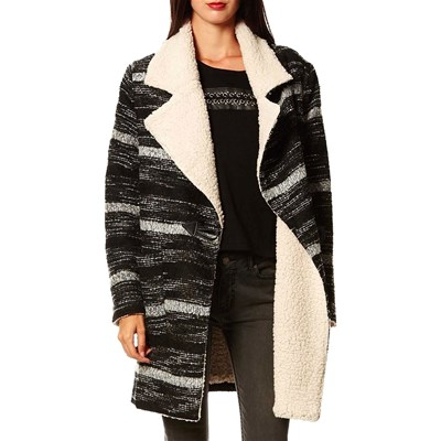 Bracken Molly Noir Molly Bracken Manteau ExqgC
