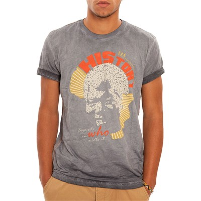 Magents History - T-shirt manches courtes - gris