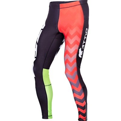 Attiq Corso thermo man colorful - legging - multicolore
