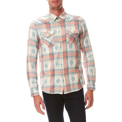 Mountain Best Camisa Best Mountain Salmón 8SWZqYx0