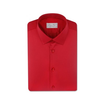 Bruce Field Chemise - rouge