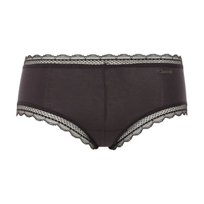 Chantelle Basic softy - boxer - chocolat