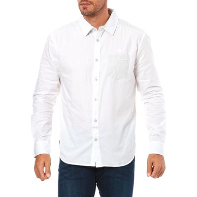 RMS 26 Chemise manches longues - blanc