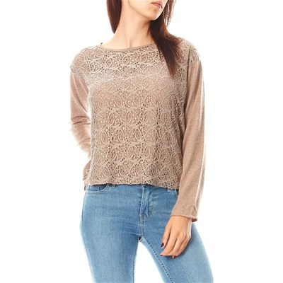 Cashmere 4 ever Pull - taupe