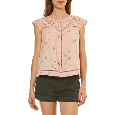 Only T-Shirt manches courtes - rose