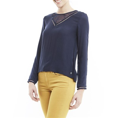 Lee Cooper Scuro Top Mae Blu PrRwxP4