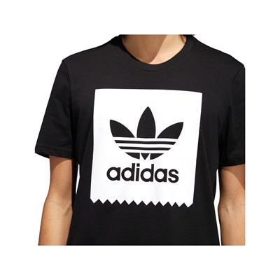 ADIDAS ORIGINALS BB Solid - Kurzärmeliges T-Shirt - weiß