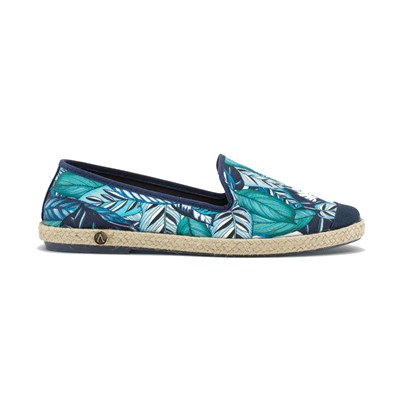 Angarde Unexpected collab - espadrilles - lagon