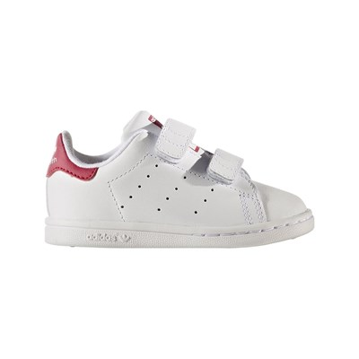 Adidas Originals stan smith - baskets en cuir - blanc
