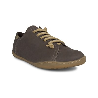 Camper Peu - Baskets Mode - en nubuck marron