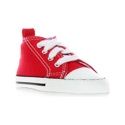 Converse First star - chaussons - rouges