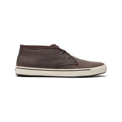 Rockport Tennis en cuir - marron