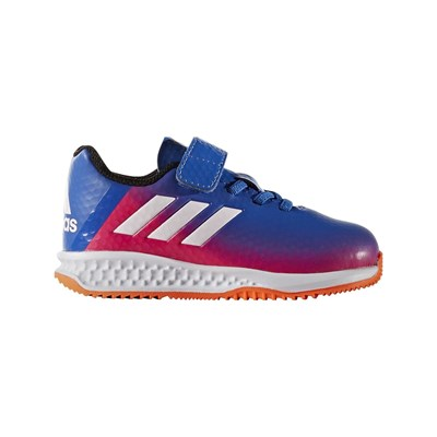 Adidas Performance rapidaturf messi el i - baskets mode - bleu