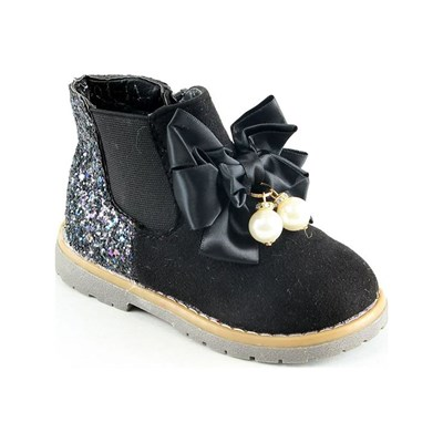 Rockn Joy bottines - noir