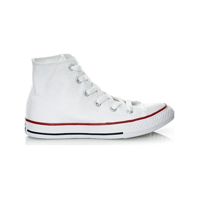 CONVERSE Chuck Taylor All Star Hi - Junior - Baskets Mode - blanc