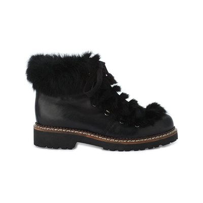 COSMOPARIS Eliza - Bottines en cuir - noir