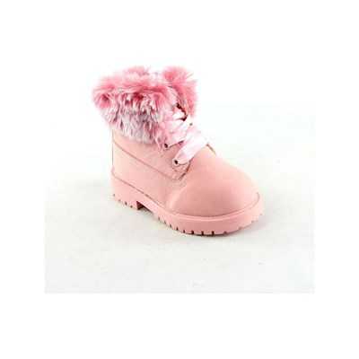 Rockn Joy bottines - rose
