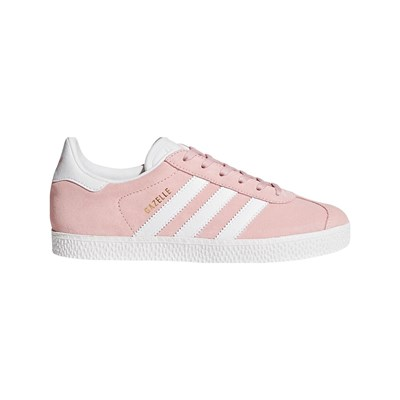 Adidas Originals gazelle j - baskets - rose