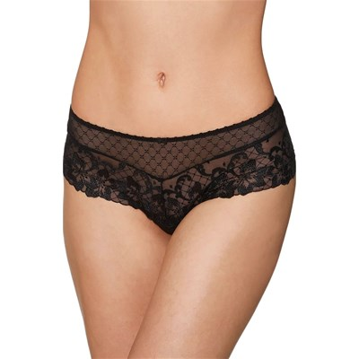 AUBADE Wandering Love - Shorty - schwarz