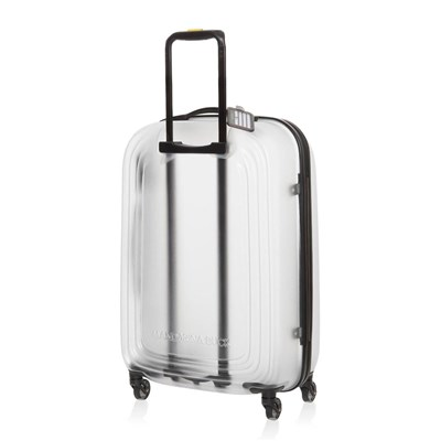 MANDARINA DUCK Trolley - transparent