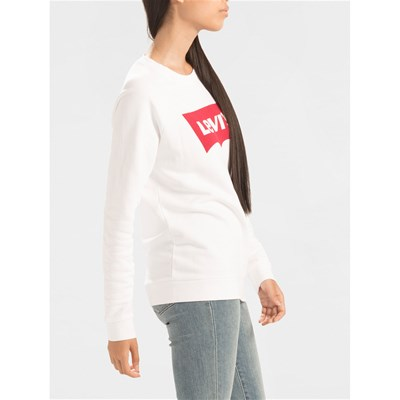 LEVI'S Batwing - Sweat-shirt - blanc