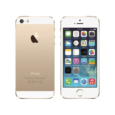 Apple Iphone 5s reconditionné 16 gb - doré