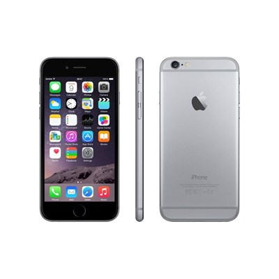Apple Iphone 6 64gb grade a - gris