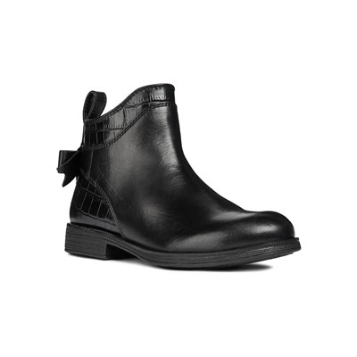 GEOX Agata - Boots - negro