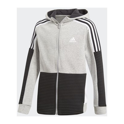 ADIDAS PERFORMANCE YB SID FZ HD FL - Sweat à capuche - bruyère